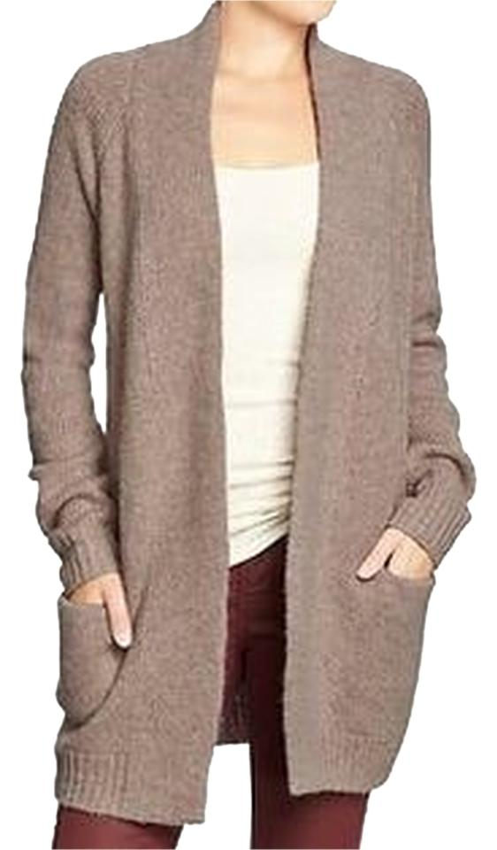 a96034bbd9 Old Navy Texture Open Front Wool Sweater Coat Cardigan Size 0 (XS ...