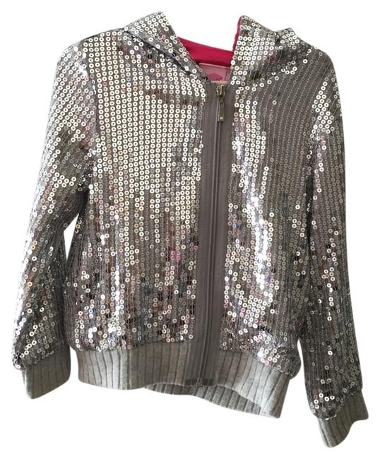 Lipstik girls Silver Jacket