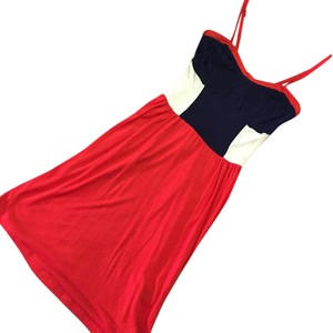 Tommy Hilfiger short dress Red, white, blue on Tradesy