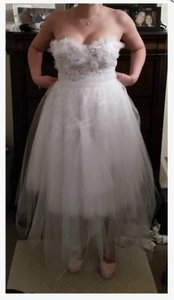 Hand Made Wedding Dress