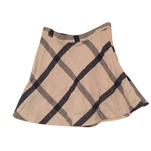 Urban Outfitters Mini Skirt Black and White Plaid