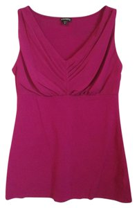 Express V-neck Surplice Top Fuschia, Pink
