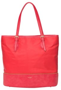 Isaac Mizrahi Shachel Tote in Watermelon