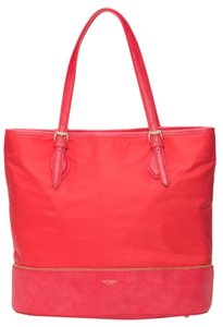 Isaac Mizrahi Stachel Tote in Watermelon