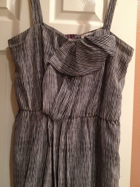 Rachel Roy short dress Black and White on Tradesy