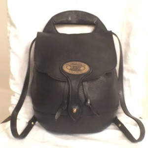 Tory Leather Co. Vintage Backpack