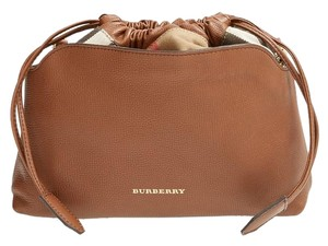 Burberry Clutch Check Cross Body Bag