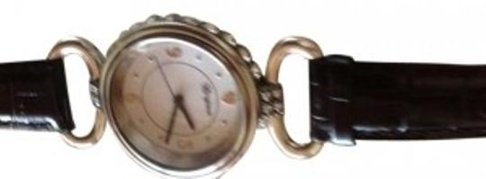 Preload https://item3.tradesy.com/images/brighton-black-strap-with-white-face-and-faux-diamonds-case-watch-173177-0-0.jpg?width=440&height=440