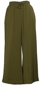 Lauren by Ralph Lauren Crop Capri/Cropped Pants Olive Green