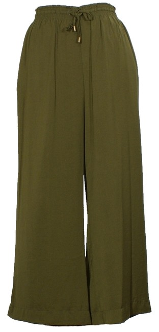 Preload https://item1.tradesy.com/images/lauren-ralph-lauren-olive-green-habotai-inspired-woven-wide-capricropped-pants-size-12-l-32-33-1731845-0-0.jpg?width=400&height=650