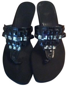 Cole Haan Sandals Black Flats