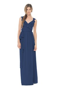 Joanna August Tangled Up In Blue Lacey Long Dress