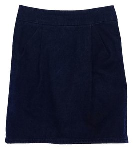 Marc by Marc Jacobs Blue Denim Skirt