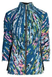 H&M H&M - Flash Sale On Eddy Anemian Floral Deconstructed Jacket 8 NWT!!!