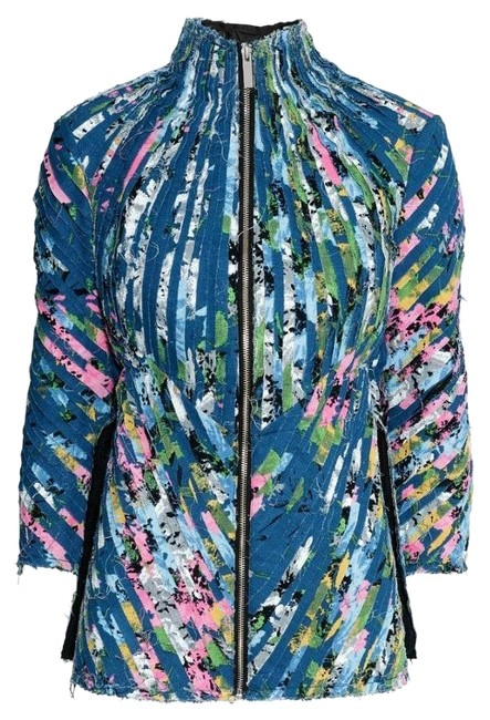 Preload https://img-static.tradesy.com/item/1732008/h-and-m-blue-flash-sale-on-eddy-anemian-floral-deconstructed-jacket-pant-suit-size-8-m-0-3-650-650.jpg