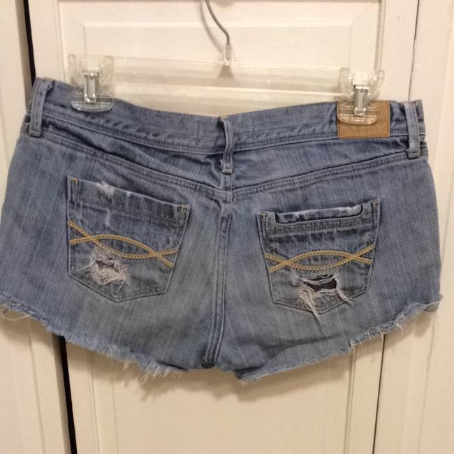 Abercrombie & Fitch Shorts Denim