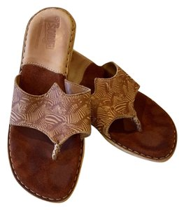 Tsonga Brown Sandals