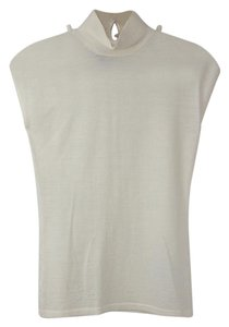 Roberto Cavalli Class Sleeveless Vest Sweater
