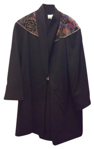 Vintage Dress Coat Cape