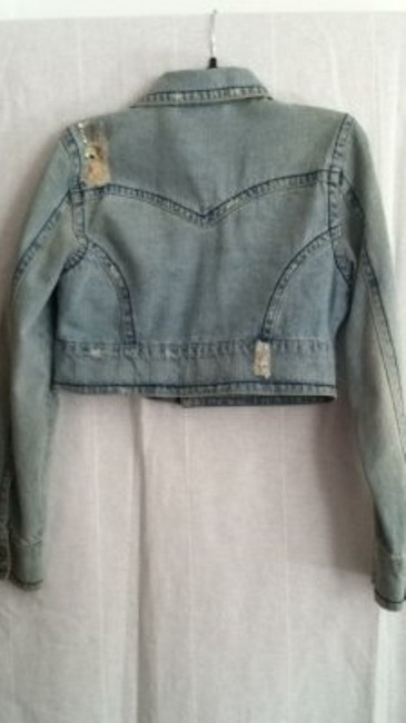 Z. Cavaricci light denim Jacket