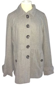 dELiA's Juniors Pockets Pea Coat