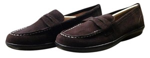 Lands' End Chocolate Brown Flats