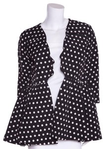 vivetta Black & White Jacket
