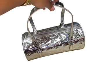 Louis Vuitton Wristlet in Silver