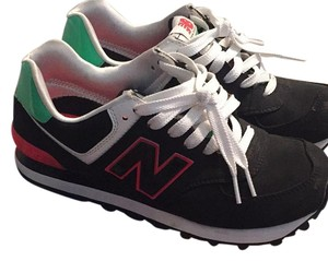 New Balance Black Athletic