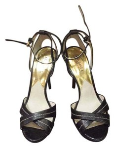 Michael Kors High Heel Stiletto Black Sandals