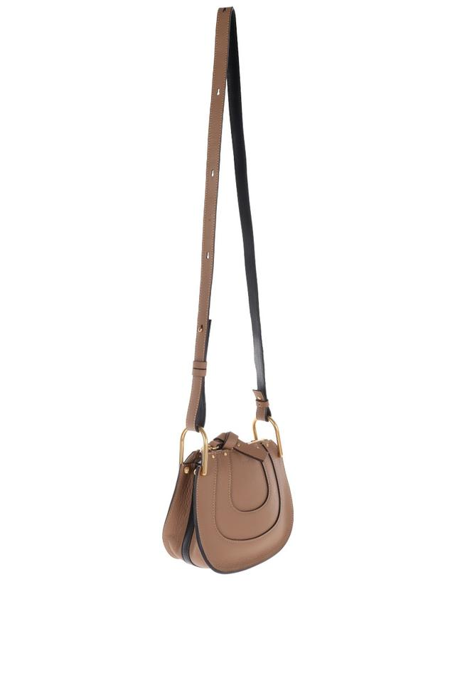 chloe marcie bag small - Chlo�� Chloe Nano Hayley Crossbody Leather Nut Satchel | Satchels ...