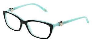 ee3ab6b3e6ea Tiffany   Co. NEW TIFFANY and Co. Optical Frame TF 2074 Black and Tiffany