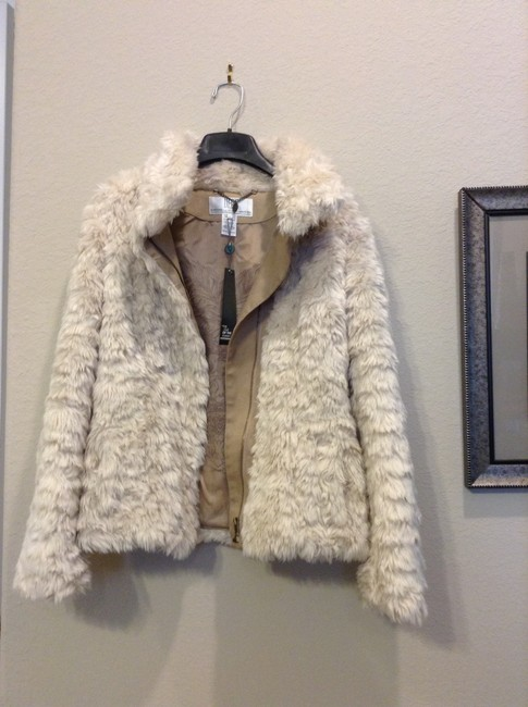 DEPT Fur Coat