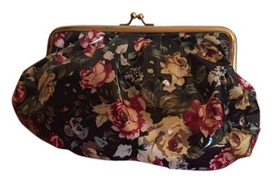 Forever 21 Floral Cosmetic Pouch
