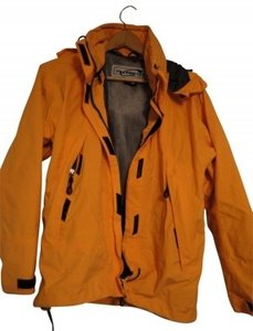 Obermeyer Melon Orange Jacket