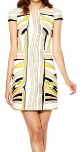 4.collective Size 6 Cotton Geometric Dress