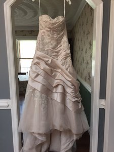 David's Bridal V3179 Wedding Dress