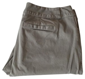 INC International Concepts Capris grey