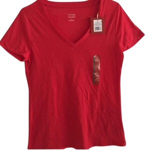 Mossimo Supply Co. T Shirt Red