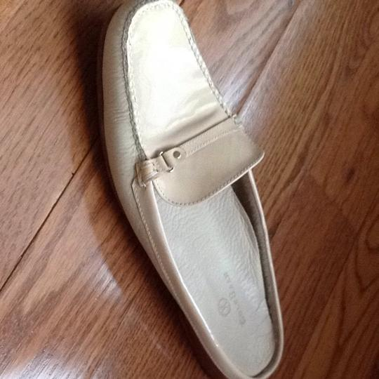 Cole Haan Pink/ivory Mules