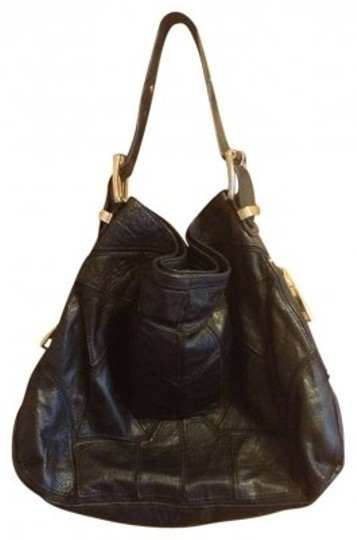 Preload https://item5.tradesy.com/images/steven-by-steve-madden-black-leather-tote-173319-0-0.jpg?width=440&height=440