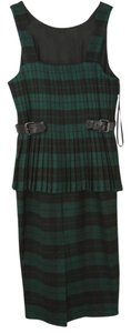ASOS Plaid Dress