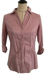 Michael Kors Button Down Shirt purple