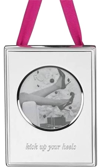 Kate Spade SILVER STREET KICK UP YOUR HEELS ORNAMENT FRAME