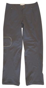Title nine Water Resistant Quick Dry Nylon Athletic Pants Dark Gray