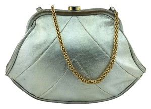 Chanel Gold Hardware Chevron Shoulder Bag