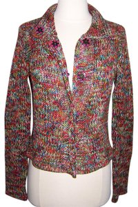 Anthropologie Snap Button Longsleeve Cardigan