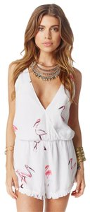 Winston White Romper Dress