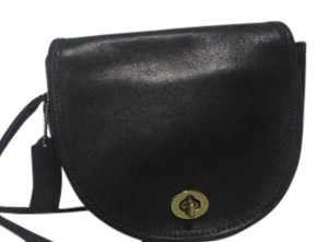 Coach Solid Small Cross Body Bag