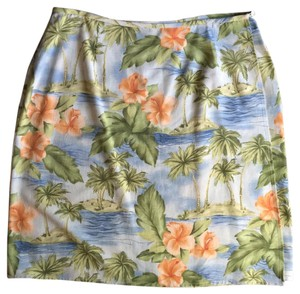 Tommy Bahama Skirt Floral